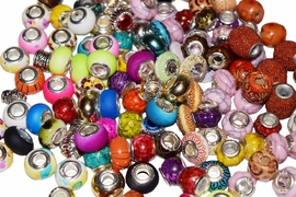 Colorful Basic Glass Beads