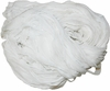 Sari Chiffon SILK 100g Ribbon Yarn Snow White