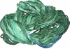Sari SILK 100g Ribbon Yarn Aquamarine