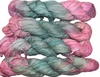 100g Sari SILK Ribbon Art Yarn Azure Pink