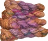 100g Sari SILK Ribbon Art Yarn Bubblegum
