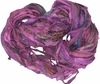 Sari SILK 100g Ribbon Yarn Fuchsia