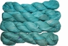 100g Sari SILK Ribbon Art Yarn Jade Garden