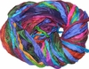 Sari SILK 100g Ribbon Yarn Multi Bright
