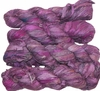 100g Sari SILK Ribbon Art Yarn Plum