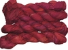 100g Sari SILK Ribbon Art Yarn Red Hot Pink