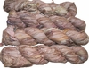 100g Sari SILK Ribbon Art Yarn Sand Dan
