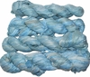 100g Sari SILK Ribbon Art Yarn Sky Blue