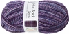 100g GERMAN Self Striping SuperWash SOCK Yarn Snow Grundl 05