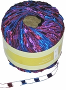SPARKLY Trail Ladder Trellis Yarn 723