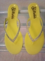 Flip Flops Banana Color