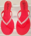 Flip Flops Guava (Red) Color