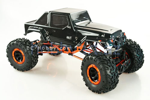Hsp 1 10 4wd Four Wheel Steering System Off Road Rtr