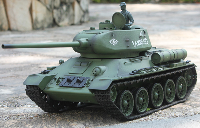 henglong toys rc tank 3909 world war ii soviet union