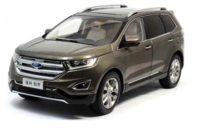 1/18 Scale Model Ford EDGE 2015 Original Diecast Model Car ...