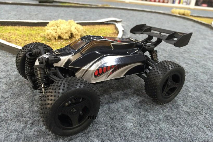 4 Wheel Drive Buggy : Scale rtr off road mini wd four wheel suspension rc