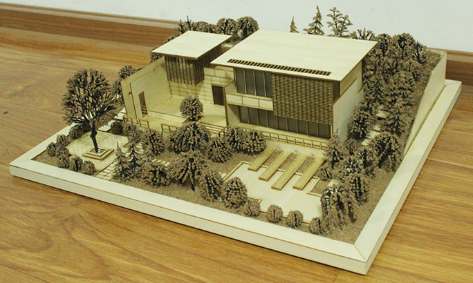 Diy do it yourself building villa house scale model kit sand diy do it yourself building villa house scale model kit sand table model solutioingenieria Choice Image