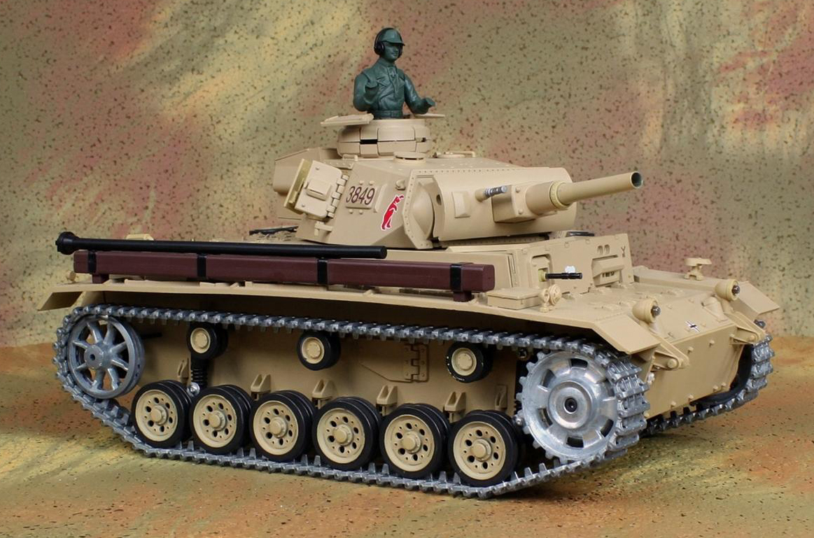 heng long toys rc tank 3849 world war ii germany tauch. Black Bedroom Furniture Sets. Home Design Ideas