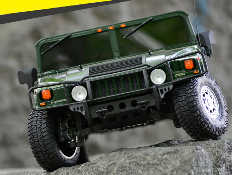 Kyosho 1 8 Scale Model Hummer H1 Off Road Four Wheel Drive Nitro Remote Control Car