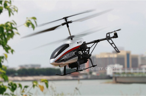 MJX T42C 35CH GYRO Infrared RC Remote Control Aerial Photography Helicopter With Camera