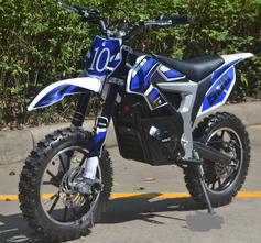 Apollo Elite Electric Dirt Bike - Speeds to 25mph - SUPER SALE PRICE New for 2020