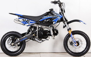 Apollo / Orion Deluxe 110cc Dirt / Pit Bike -   -Pro Style - 4-Speed Manual Transmission Inverted Forks