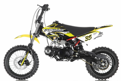 Apollo / Orion LSH 125cc 4-Speed Pit/Dirt Bike