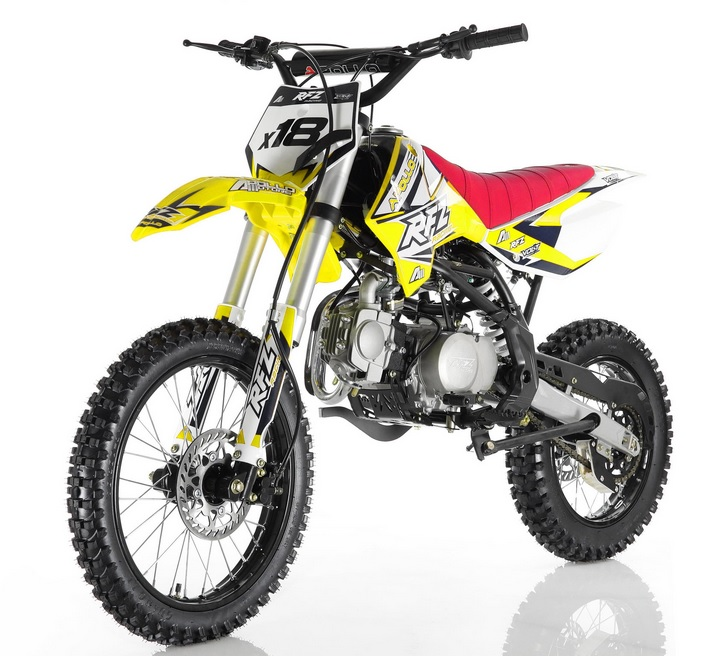 twin spar apolloorion ultra elite 125cc pit dirt motorcycle - Dirt Bike Frame