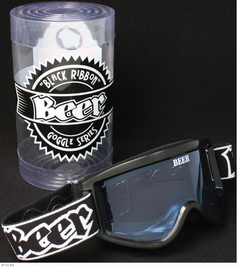 BEER DRY BEER DIRT GOGGLE - BEER 2012  - Lowest Price Guaranteed!