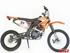 XMOTO XZ 250cc Dirt Bike  Free Shipping - Custom Exhaust System - Mikuni Carb! -Compare to Honda & Yamaha
