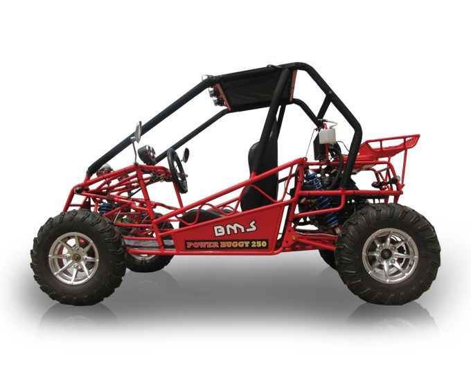bms 250cc power dune buggy bms 250 go kart automatic. Black Bedroom Furniture Sets. Home Design Ideas