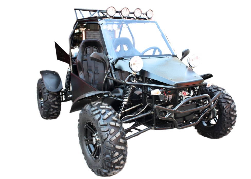 BMS 800cc V-Twin Dune Buggy 4x4 Automatic - Fuel Injected- Kart Quest
