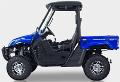 "BMS Ranch Pony 500cc UTV.  4 x 4 Shaft Drive. Automatic <b><font color=""red""><font size=""4"">""SPECIAL - FREE FULL CAB ENCLOSURE""</font></font></b>Save $499"