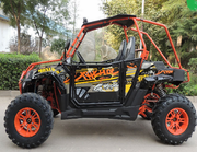 Sand Viper Buggy T400 - Ultra Deluxe Side x Side