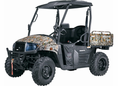 "Cazador Outfitter UTV400 4x4 - EFI - ""Compare to Coleman & Hisun""  Free Delivery-Fully Assembled by Car Carrier -"