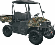 """Cazador Outfitter UTV400 4x4 - EFI - """"Compare to Coleman & Hisun""""  Free Delivery-Fully Assembled by Car Carrier -"""