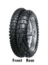 CONTINENTAL TIRES & WHEELS - TWINDURO TKC80-DUAL SPORT FRONT - Tires&wheels 2011 - Lowest Price Guaranteed! FREE SHIPPING !