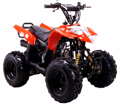 "LANCER ATV/Quad Sport Polaris Style 4-Wheeler -7"" OversizeTires. 110cc - CALIF LEGAL-"