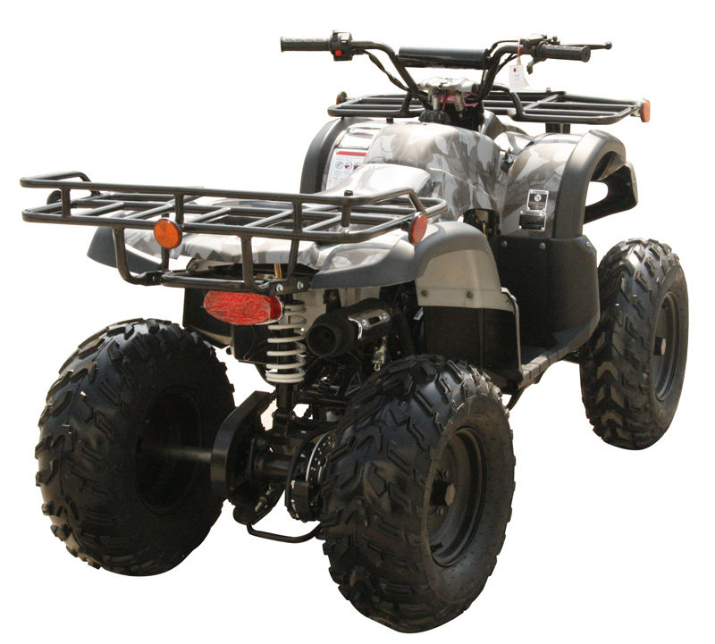 Coolster 3125D ATV 125cc D-Quad - KartQuest com