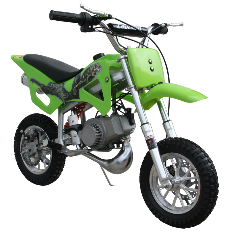 Coolster Dirt Bikes 50cc size for Kids - KartQuest com