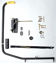 CYCLE COUNTRY ATV MANUAL PLOW LIFT SYSTEM-BLACK - ATV - Lowest Price Guaranteed! FREE SHIPPING !