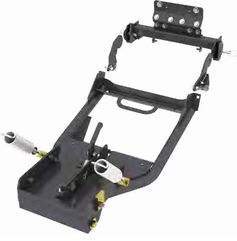 CYCLE COUNTRY POWERSPORTS ACCESSORIES - ATV PUSH TUBE WP2 FRONT MOUNT POLARIS - Lowest Price Guaranteed! FREE SHIPPING !