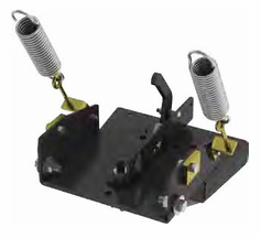 CYCLE COUNTRY POWERSPORTS ACCESSORIES - TRIPLE PLAY QUICK ATTACH BLADE ADAPTER - Lowest Price Guaranteed! FREE SHIPPING !