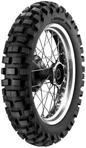 DUNLOP TIRES & WHEELS - DUNLOP D606 DUAL PURPOSE REAR TIRE - Tires&wheels 2011 - Lowest Price Guaranteed! FREE SHIPPING !