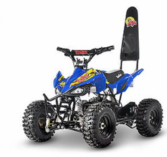 "Electric ATV by Tom Ride <b><font color=""red""><font size=""5""> Pro Plus</font></font></b> - for Beginner & Advanced Youth Riders - FREE SHIPPING"