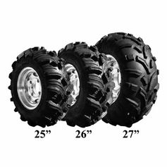 ESSEX SUREFOOT UTV / ATV TIRES. FREE SHIPPING!