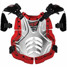 Fly Racing 2011 Model Adult-Junior Convertible II Roost Deflector.  FREE SHIPPING!