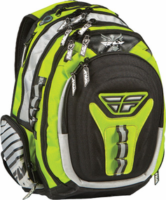 FLY RACING RIDER ACCESSORIES - ILLUMINATOR STREET BACKPACK - Lowest Price Guaranteed! Free Shipping!