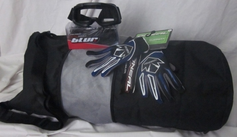 <h1>FREE GIFT OFFER</h1>  /  FREE YOUTH GEAR BAG / FREE BLUR YOUTH GOGGLES / FREE O'NEAL YOUTH MX GLOVES  with purchase of Select  Models -an $89.95-value all for FREE!