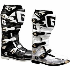 Gaerne SG-12 Boots - Offroad - Lowest Price Guaranteed! FREE SHIPPING !